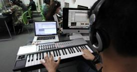 ELECTRONIC MUSIC LAB