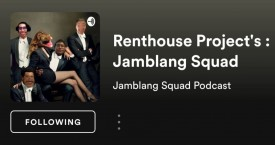 Renthouse Project's: Jamblang Squad. SAE Student's Podcast!