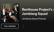 Renthouse Project's: Jamblang Squad. Podcastnya anak SAE ni!
