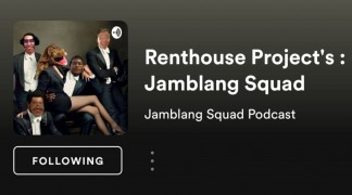 Renthouse Project's: Jamblang Squad. Podcastnya anak SAE ni!