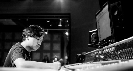 Wisnu Ikhsantama:  .Feast, Hindia, and Barasuara's Record Producer and Mixing Engineer