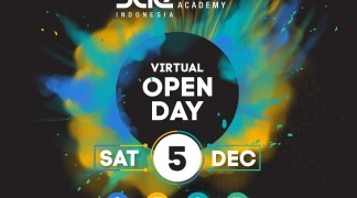 Virtual Open Day SAE Indonesia 5 Desember 2020