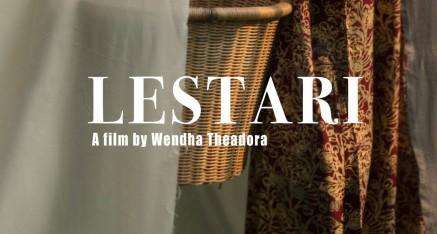 LESTARI (Final Project by: Wendha Theadora)