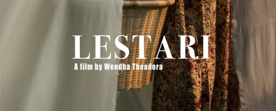 LESTARI (Final Project by: Wendha Theadora)